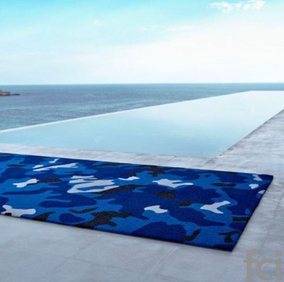 luxury interior rug design